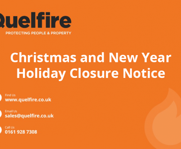 Holiday closure info