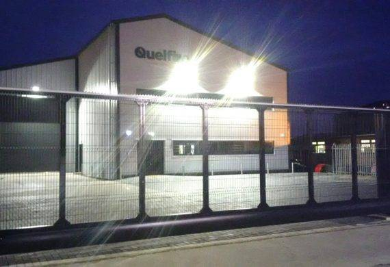 New building - Quelfire