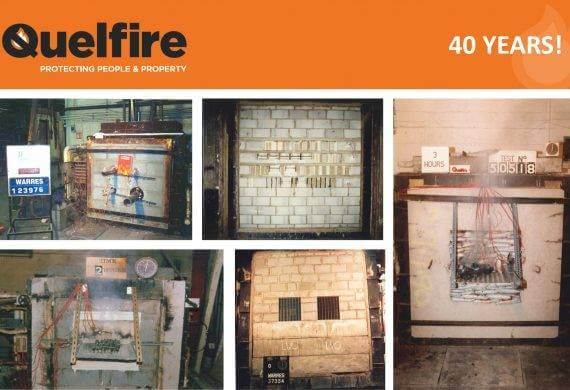Old Fire Tests - Quelfire