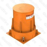 QuelCast Cast In Fire Collar to suit 160mm diameter pipes