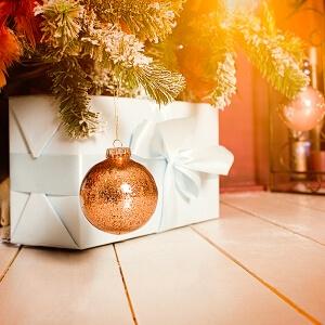 Quelfire Christmas banner