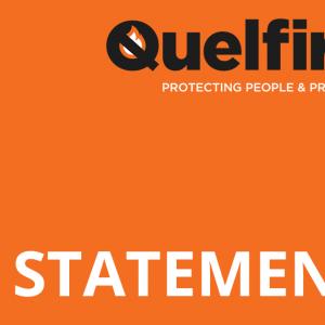 Quelfire COVID-19 statement