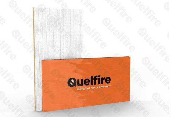 QuelStop QB50 Ablative Coated Rockwool Mineral Wool Fire Batt
