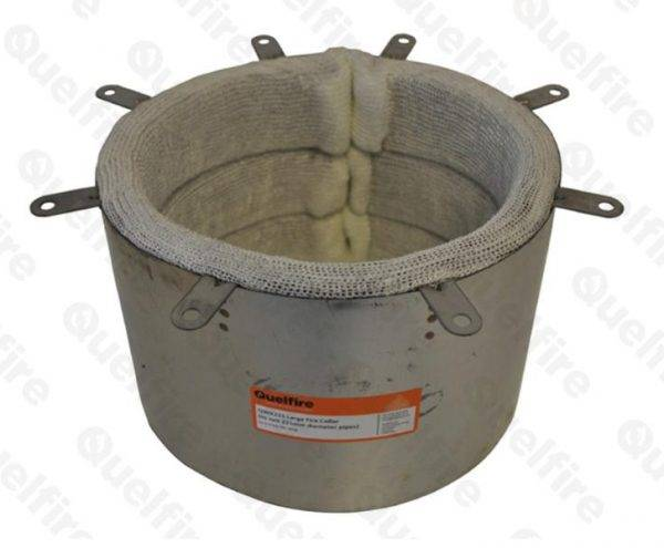 QWX Fire Collar for large diameter pipes